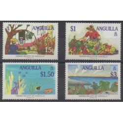Anguilla - 1998 - No 926/929 - Tourisme
