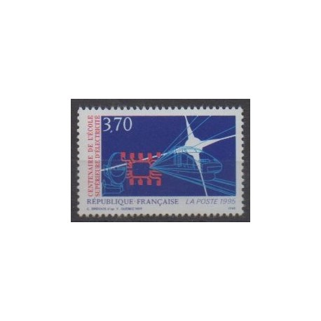 France - Poste - 1995 - No 2937