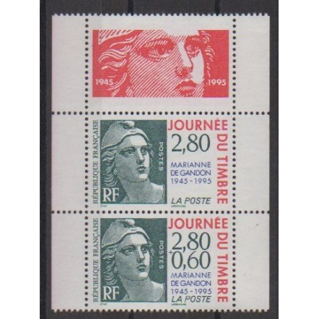 France - Poste - 1995 - Nb 2934A - Philately