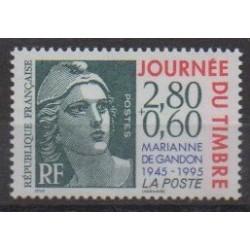 France - Poste - 1995 - No 2933 - Philatélie