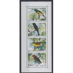 Mayotte - 2002 - No 134/137 - Oiseaux