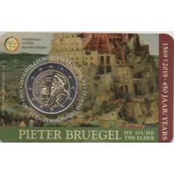 Belgique - 2019 - 450 ans de la mort de Pieter Bruegel l'ancien