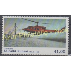 Greenland - 2014 - Nb 654 - Planes