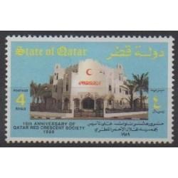 Qatar - 1989 - Nb 568 - Health