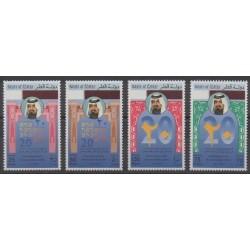 Qatar - 1992 - Nb 604/607