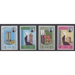 Qatar - 1993 - Nb 640/643 - Various Historics Themes