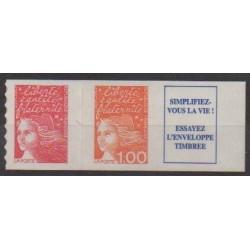 France - Autoadhésifs - 1997 - No 16b
