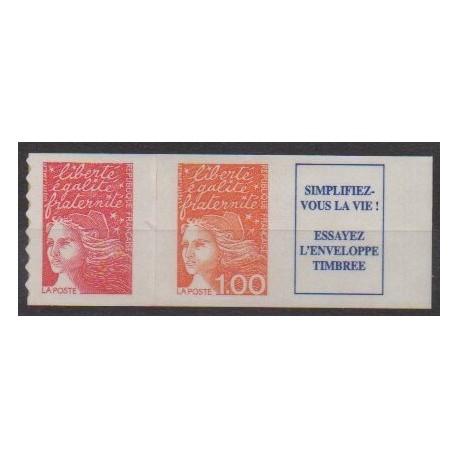 France - Self-adhesive - 1997 - Nb 16b