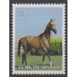 Turkmenistan - 2014 - Nb 305 - Horses