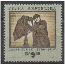 Tchèque (République) - 1996 - No 102 - Art