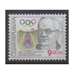 Tchèque (République) - 1996 - No 103 - Jeux Olympiques d'été