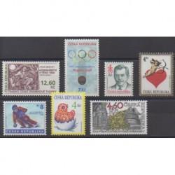 Tchèque (République) - 1998 - No 162/168
