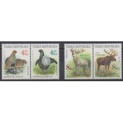 Czech (Republic) - 1998 - Nb 173/176 - Animals