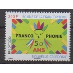 New Caledonia - 2020 - Francophonie