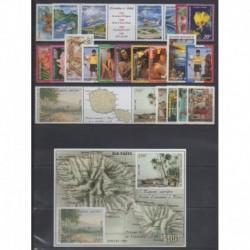 Polynésie - Année complète - 1998 - No 555/577 - BF23