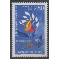 France - Poste - 1995 - Nb 2965 - Second World War