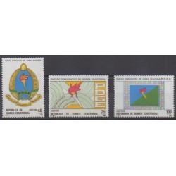 Equatorial Guinea - 1988 - Nb 234/236