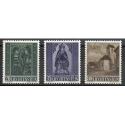 Liechtenstein - 1958- No 336/338 - Noël