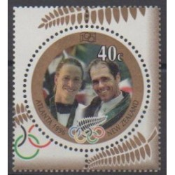 New Zealand - 1996 - Nb 1499 - Summer Olympics