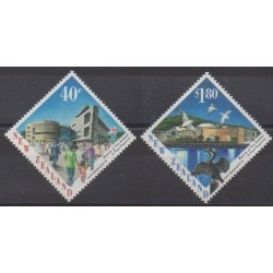 New Zealand - 1998 - Nb 1590/1591