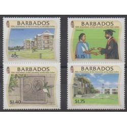 Barbados - 1998 - Nb 986/989