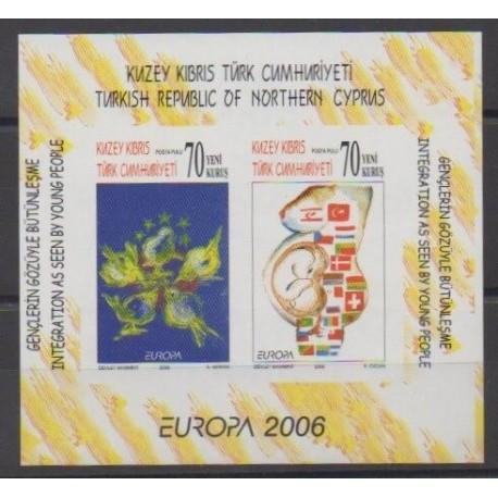 Turkey - 2006 - Nb BF24a - Europa