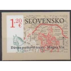 Slovaquie - 2020 - No 795 - Service postal - Europa
