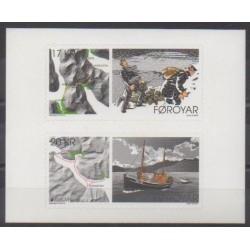 Faroe (Islands) - 2020 - Nb 977/978 - Postal Service - Europa