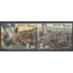 Bosnia and Herzegovina - 2020 - Nb 835a/836a - Postal Service - Europa