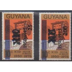 Guyana - 1985 - Nb 1261/1262