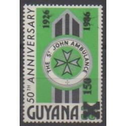 Guyana - 1986 - Nb 1333 - Health