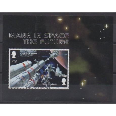 Man (Isle of) - 2003 - Nb BF51 - Space - Used