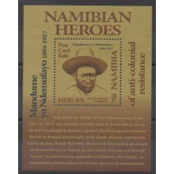 Namibia - 2017 - Nb BF95 - Celebrities