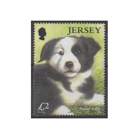 Jersey - 2003 - Nb 1126 - Dogs