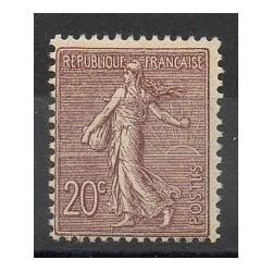 France - Varieties - 1903 - Nb 131a