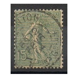 France - Varieties - 1903 - Nb 130f - Used