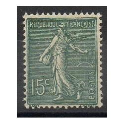 France - Varieties - 1903 - Nb 130d