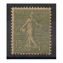 France - Varieties - 1903 - Nb 130j