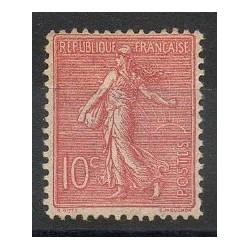 France - Varieties - 1903 - Nb 129a