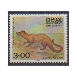 Sri Lanka - 1989 - Nb 889 - Mamals
