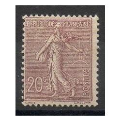 France - Poste - 1903 - Nb 131