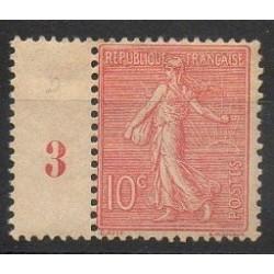 France - Poste - 1903 - Nb 129