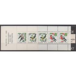 Finland - 1991 - Nb C1100 - Birds