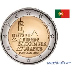 2 euro commémorative - Portugal - 2020 - Équipe portugaise aux Jeux olympiques — Tokyo 2020