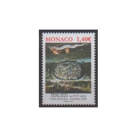 Monaco - 2020 - Nb 3245 - Sights