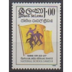 Sri Lanka - 1986 - Nb 775