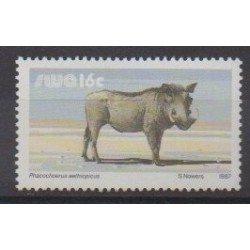 Sud-Ouest africain - 1987 - No 561 - Mammifères