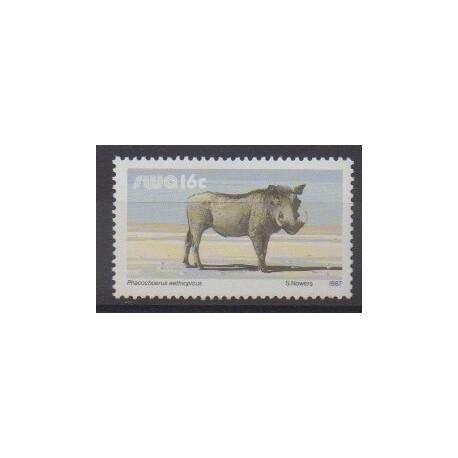 South-West Africa - 1987 - Nb 561 - Mamals