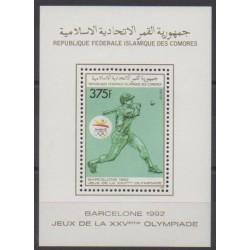 Comoros - 1989 - BF du 502 - Summer Olympics
