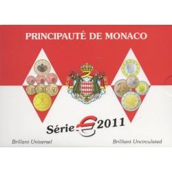 Monaco - 2011 - Série BU